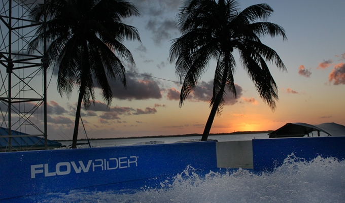 🌊🏄🏾 Cancun FlowRider Takes Over My Work Life, And I LoveIt!