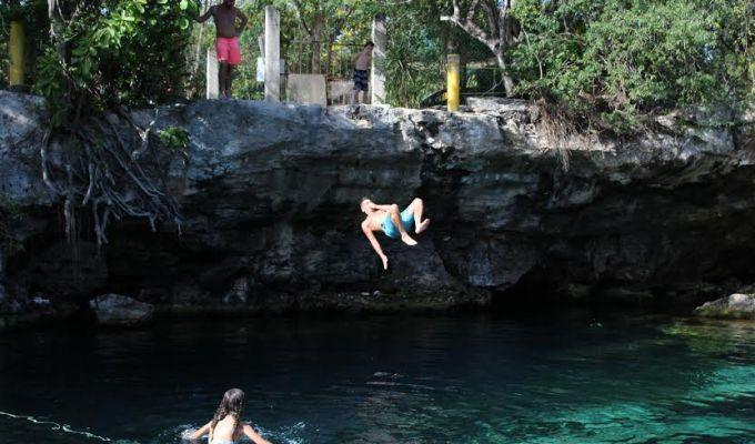 Day Trip: Cenote Swimming in RivieraMaya