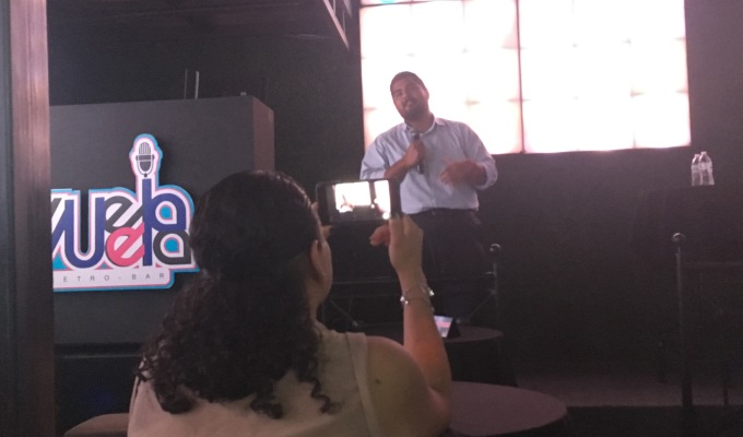Comedy Cancun: Fun with an Audience of 1(Me)