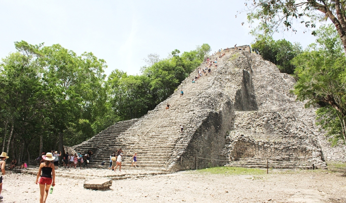 Road Trip to Chichén by Way of Cobá, Day 1 — Time isMoney