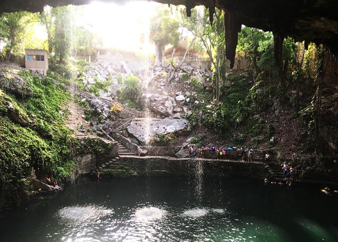 roadtrip-chichen-Itza-valladolid-Zaci-Cenote